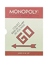 Monopoly Vintage Book Edition
