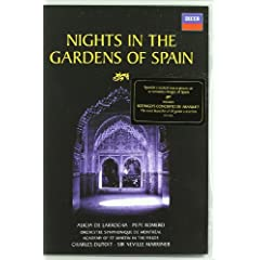 Nights in the Gardens of Spain [DVD] [Import]