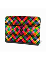 Theskinmantra Vector Colour Hydraflex Universal size Laptop Sleeve 15.6 inches
