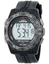 TIMEX Men's T498519J Rugged Digital CAT (Chrono/Alarm/Timer) Vibration Alarm Watch