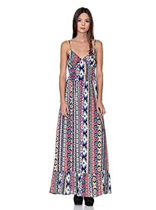 Rare Vestido Maxi (Multicolor)