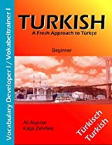 Turkish Vocabulary Developer I / Vokabeltrainer I