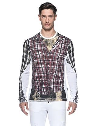 Just Cavalli Camiseta Manga Larga