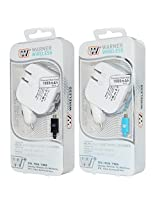 Warner wireless 78644 Micro 2 in 1 Car Charger
