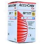 Accu-Chek Go Test Strips, 50 Strips