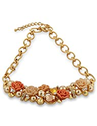 Coterie Paradise Of Love Statement Necklace For Women