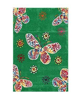 ABC Teppich Farfalle