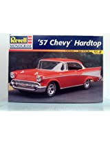 1957 Chevy Hardtop Kit by Revell Scale 1:24