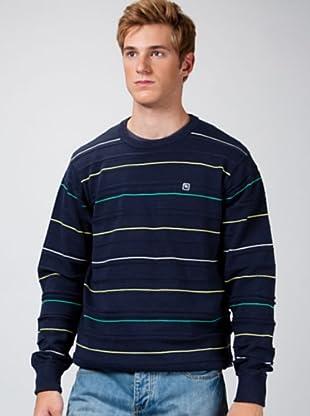 Rip Curl Jersey Stripes (Azul Marino)