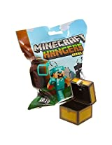 icial Minecraft Exclusive CHEST Toy Action Figure Hanger