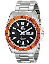Orient Men's FEM75004B9 Mako XL Analog Display Japanese Automatic Silver Watch