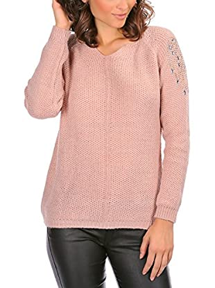 Vanille et Chocolat Pullover Jersey