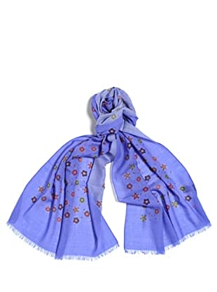 Furla Foulard Blossom violeta