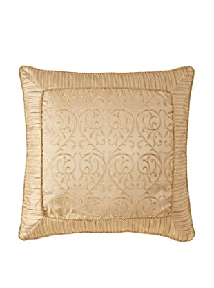 Waterford Linens Anya Euro Sham, Gold, 26