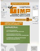 GIMP. Tutorial pratici per Windows, Mac e Linux. Livello 9 (Esperto in un click) (Italian Edition)