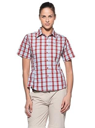 Salewa Camisa Hannah Dry (Azul Claro)