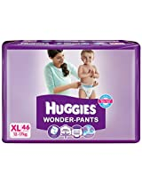 Huggies wonder pants XL-46 (12 to 17 kg)