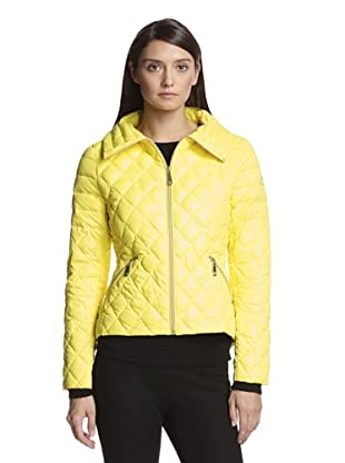 Vince Camuto Women's Down Jacket (Yellow)