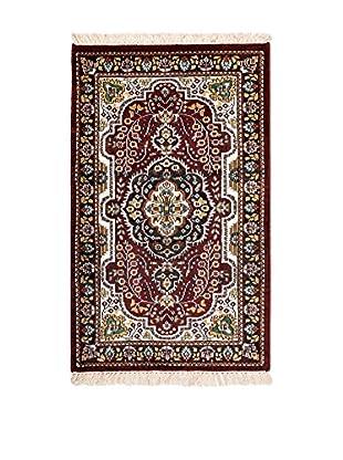 RugSense Alfombra Taj-Mahal Marrón/Multicolor 99 x 61 cm