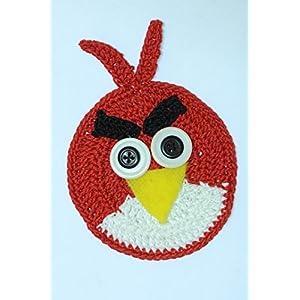 Knotty Nest Angry Bird Magnet