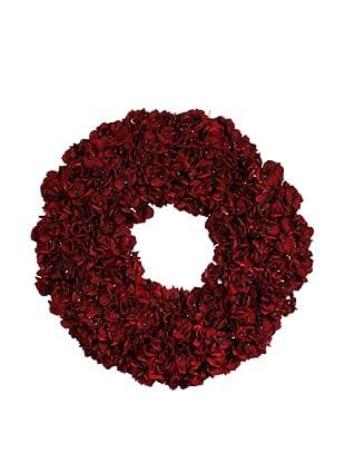 Winward Hydrangea Wreath