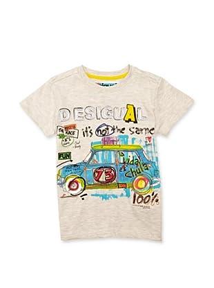 Desigual Camiseta Dakota (Gris)