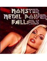 Monster Metal Power Ballads