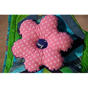 Flower Shaped Cushion