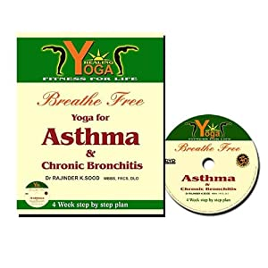 Breathe Free Yoga for Asthma & Chronic Bronchitis