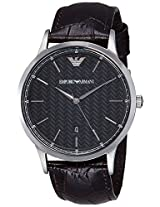 Emporio Armani Analog Black Dial Men's Watch - AR2480