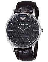 Emporio Armani Renato Analog Black Dial Men's Watch - AR2480