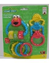 Elmo Click Clack Links Set
