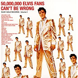 Elvis' Gold Records Volume 2