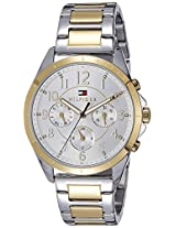 Tommy Hilfiger Chronograph Silver Dial Women's Watch - TH1781607J