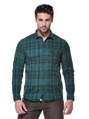 Timberland Camisa Allendale (Verde)
