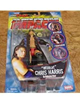 Tna Toybiz Chris Harris Series 4 Wrestling Figure