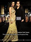 Deepika Padukone Gold Wedding Lehenga