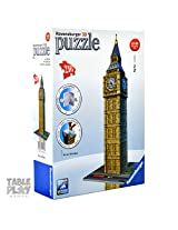 Ravensburger 3D Puzzles Big Ben, Multi Color (216 Pieces)