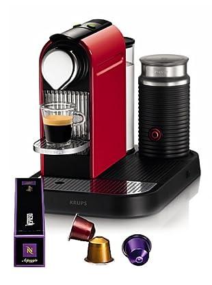 Krups Cafeteras Nespresso Citiz Milk Roja