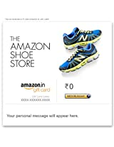 Amazon Shoes - Email Amazon.in Gift Card