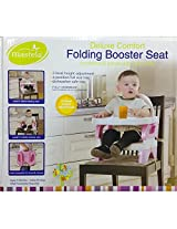 MASTELA DELUXE COMFORT FOLDING BOOSTER SEAT - 07331 (PINK)