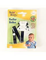 Baby Buddy Bear Pacifier Holder, Navy By Baby Buddy
