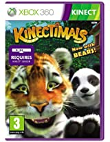 Kinectimals Gold - Now With Bears! - Kinect Compatible (Xbox 360 Games PAL)