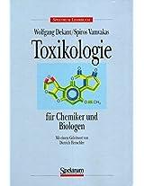 Toxikologie Fa1/4r Chemiker Und Biologen