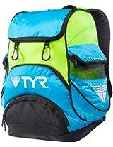 TYR Alliance Team Mini Backpack (Blue/Green)