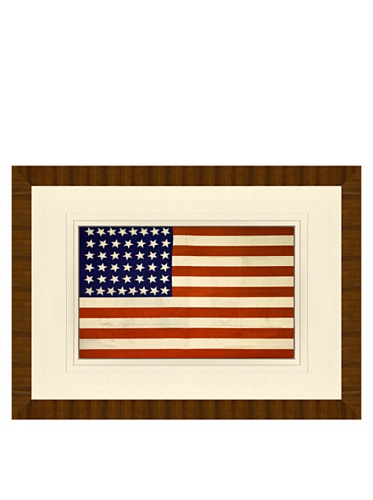 Reproduction of 44-Star American Flag Circa 1891, 24