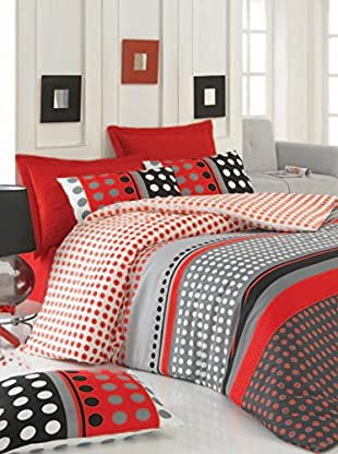 Colors Couture Bettdecke und Kissenbezug Puanline