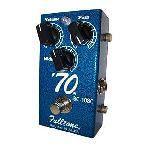 Fulltone 70 Silicon Fuzz