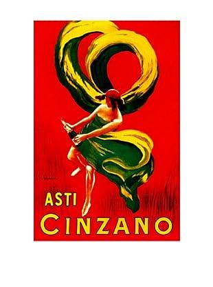 Cappiello Asticinzano Giclée Canvas Print