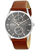 Skagen Holst Analog Grey Dial Men's Watch - SKW6086